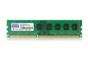 Goodram Pamięć DDR3 GOODRAM 4GB/1333MHz PC3-10600 CL9 512x8 Single Rank