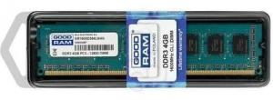 Goodram Pamięć DDR3 GOODRAM 4GB/1600MHz PC3-12800 (1600MHz) CL11 512x8 Single