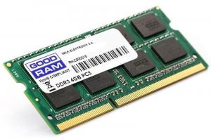 GOODRAM Pamięć DDR3 GOODRAM SODIMM 4GB/1600MHz CL11 1,5V 512x8 Single