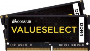 CORSAIR Pamięć DDR4 SODIMM Corsair Valueselect 32GB (2x16GB) 2133MHz CL15 1,2V