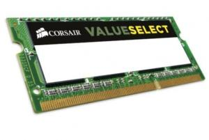 CORSAIR Pamięć SODIMM DDR3L Corsair Value Select 4GB (1x4GB) 1333MHz CL9