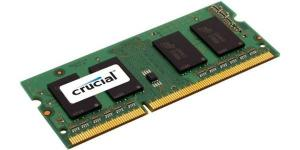 CRUCIAL Pamięć DDR3 Crucial SODIMM 8GB 1600MHz CL11 Low Voltage 1,35V