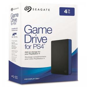 Seagate Dysk SEAGATE Game Drive for PlayStation 4 STGD4000400 4TB