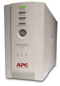 APC by Schneider Electric Zasilacz awaryjny UPS APC Back-UPS 325, 230V, IEC 320, without auto shutdown software