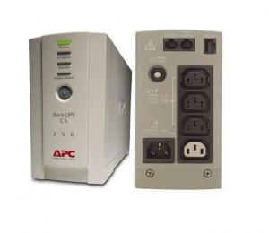 APC by Schneider Electric Zasilacz awaryjny UPS APC BK350EI Back 350, 230V, USB
