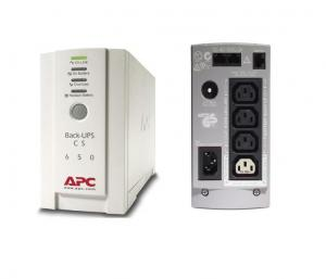 APC by Schneider Electric Zasilacz awaryjny UPS APC BK650EI Back 650, 230V, USB