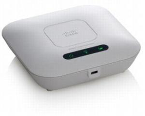 CISCO SYSTEMS Access Point Cisco WAP121 WiFi N 1xLAN 2.4 Ghz PoE 4xSSID