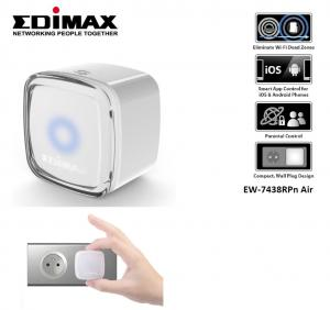 EDIMAX TECHNOLOGY Wzmacniacz Edimax EW-7438RPn Air WiFi N300 Repeater