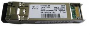 CISCO SYSTEMS Moduł Cisco 10GBASE-SR SFP Module