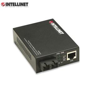 Intellinet Media konwerter Intellinet 10/100Base-TX RJ45/100Base-FX SC MM