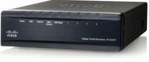CISCO SYSTEMS Router Cisco RV042G 2xWAN GB 4xLAN GB VPN IPSEC Firewall