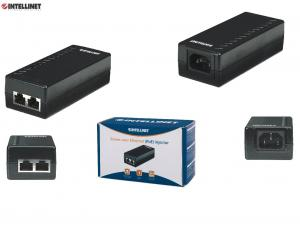 Intellinet Zasilacz PoE Intellinet 15,4W 1xRJ45 Ethernet 802.3af