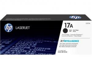 HP Toner HP 17A black