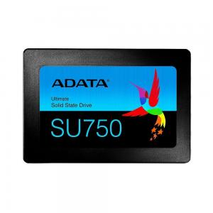 "ADATA Dysk SSD ADATA Ultimate SU750 256GB 2,5"" SATA3 (550/520 MB/s) 7mm, 3D TLC"