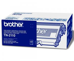 BROTHER Toner Brother TN-2110 Black, 1500 str.