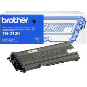 BROTHER Toner Brother TN-2120 Black, 2600 str.
