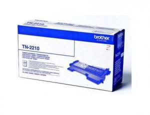 BROTHER Toner Brother TN-2210 Black