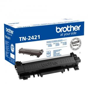 BROTHER Toner Brother TN-2421 black