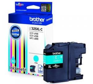 BROTHER Tusz Brother 525XLC  Cyan XL