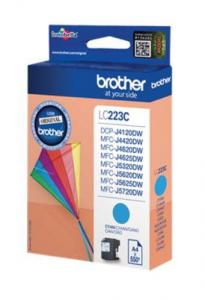 BROTHER Tusz Brother LC223C Cyan