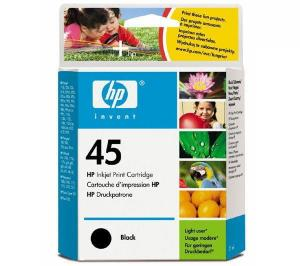 HP Tusz HP 45 Black (42ml)