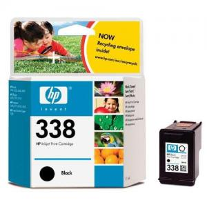 HP Tusz HP 338 Black (11ml)