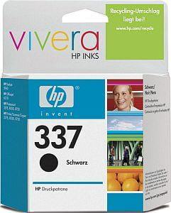 HP Tusz HP 337 Black (11 ml)