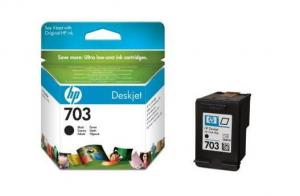 HP Tusz HP 703 Black
