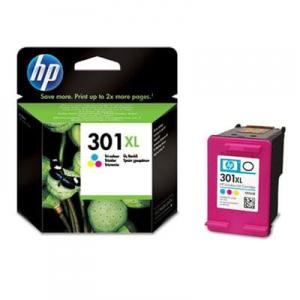 HP Tusz HP 301XL Color