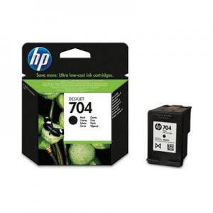 HP Tusz HP 704 Black