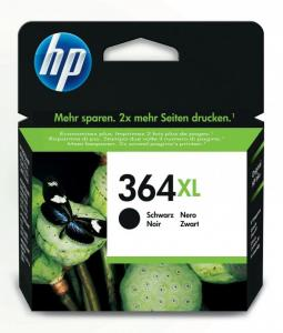 HP Tusz HP 364 Black XL