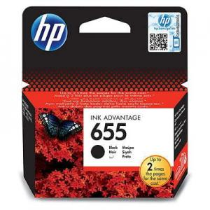 HP Tusz HP 655 Black