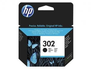 HP Tusz HP 302 Black