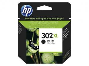 HP Tusz HP 302XL Black