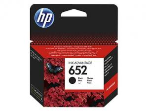 HP Tusz HP 652 Black