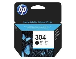 HP Tusz HP 304 Black
