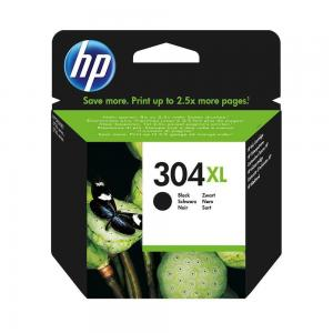 HP Tusz HP 304XL Black