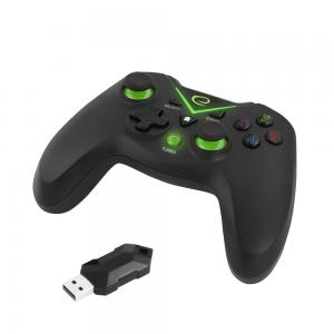 "ESPERANZA Gamepad PS3/PC/XBOX ONE/ANDROID USB Esperanza ""Major"" czarny"