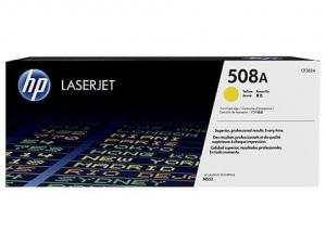 HP Toner HP 508A yellow