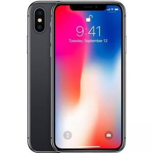 APPLE Smartfon Apple iPhone X 256GB Space Grey