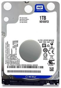 "WESTERN DIGITAL Dysk WD WD10SPZX 1TB WD Blue 128MB SATA III 2,5"" 6GB/s Slim 7mm"