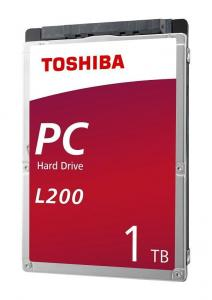 "TOSHIBA Dysk Toshiba L200 Mobile 1TB 2,5"" SATA 5400rpm 128MB 7mm BOX"