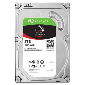Seagate Dysk SEAGATE IronWolf™ 2TB ST2000VN004 5900 64MB SATA III NAS