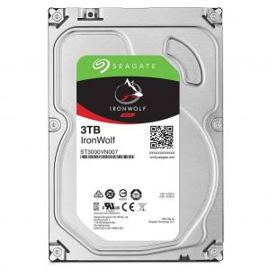 Seagate Dysk SEAGATE IronWolf™ 3TB ST3000VN007 5900 64MB SATA III NAS