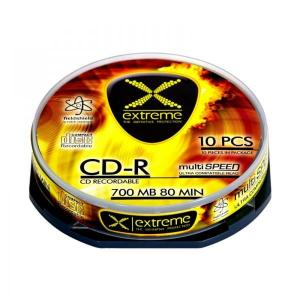Extreme CD-R Extreme 56x 700MB (Cake 10)