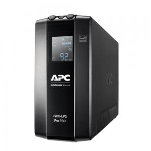 APC by Schneider Electric Zasilacz awaryjny UPS APC BR900MI Back UPS Pro BR 900VA, 6 Outlets, AVR, LCD Interface