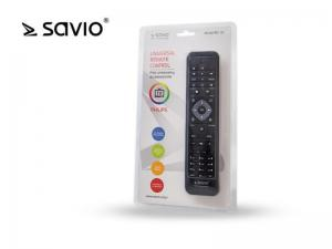 SAVIO Pilot uniwersalny/zamiennik Savio RC-10 do TV Philips