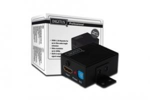 Digitus Repeater HDMI Digitus DS-55901 do 35m, 1920x1080p FHD 3D, HDCP