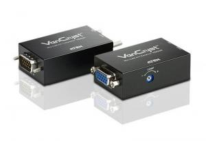 KVM ATEN Extender VE022-AT-G ATEN VGA/Audio Mini 150m