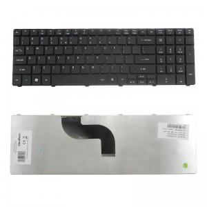 Qoltec Klawiatura Qoltec do notebooka Acer 5810t Black
